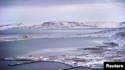 База американський ВПС в Гренландії