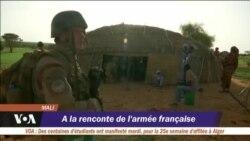 A la rencontre de l'armée française au Sahel