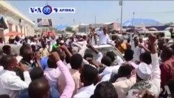 VOA60 AFIRKA: A Somaliya Mutane Fiye Da 600 Ne Suka Yi Zanga-zanga