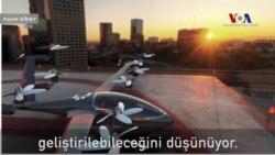 Uber Uçan Araba Projesinde İddialı