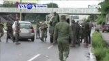 VOA60 DUNIYA: A Guinea, Sojojin Kasar Sun Yi Juyin Mulki A Jiya Lahadi Sun Kuma Kama Shugaba Alpha Conde