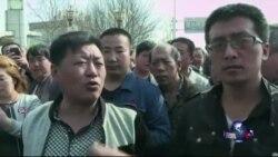 挣扎的钢铁业:中国工人面临动荡