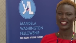 They Have a Dream - YALI Fellow South Sudan