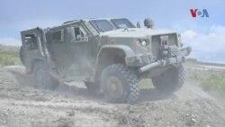 Промовирани новите лесни оклопни возила за армијата