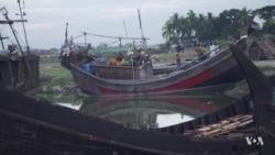 Rohingya Find Help, Sympathy in Bangladesh