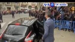 Manchetes Mundo 23 Fevereiro 2017: França e os protestos violentos