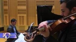მუსიკით გაერთიანებული ქართული და ესპანური იბერია