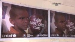 Somali'de Çocukların Dramı Büyüyor
