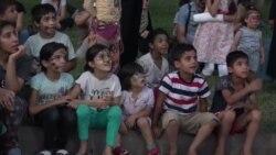Diyarbakır'da Sanat Çocukların Ayağına Gitti