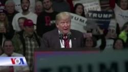 Ứng viên Donald Trump đi thăm Mexico