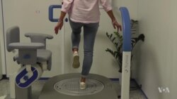 Therapy Robot Suggests Personal Rehab Exercises