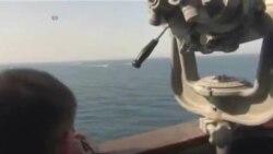 Iranian vessels