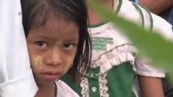 緬甸人上街紀念88起義25週年