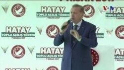 Erdoğan: 'Yeterli Görmüyorum'