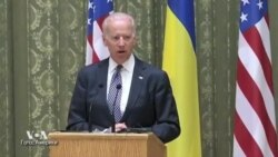 Вице-президент США выразил поддержку Украине