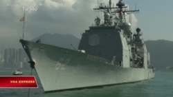 Tq nói chuyện 'nghiêm khắc' với Mỹ về tàu trên Biển Đông
