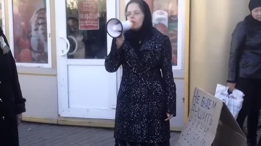 У Бурятії мітингували проти Путіна