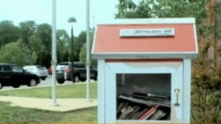 Mahalla kutubxonalari/Little Free Libraries