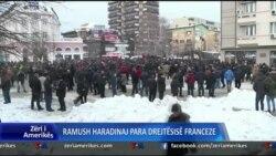 Kosovë: Protesta për lrimin e Ramush Haradinajt