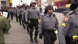 Baltimore Polisine Soruşturma