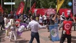 Gaziantep'te 'Tam Kapanma' Öncesi 1 Mayıs İşçi Bayramı