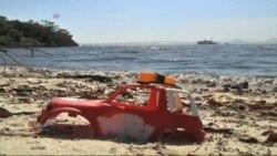 წყნარ ოკეანეს პლასტმასის ნაგავი საფრთხეს უქმნის