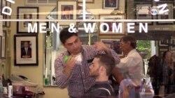 El barbero italiano que corta el cabello a los presidentes