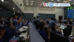 Manchetes mundo 24 novembro: China lançou nave espacial robótica com o objetivo de trazer rochas da lua
