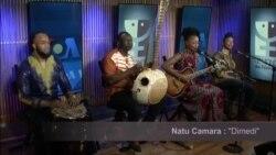 Natu Camara dans Le Monde au Féminin de VOA Afrique