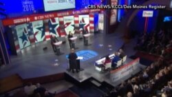 US Democrats Discuss Terrorism, National Security in 2nd Debate
