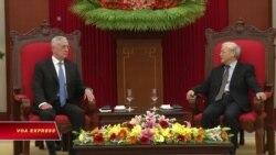 Quan hệ Mỹ-Việt là cảnh báo với chính sách bành trướng Trung Quốc