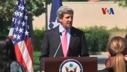 John Kerry Dışişleri'ne Kendi Tarzını Getirdi
