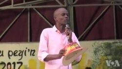 Prezidan Ayisyen an, Jovenel Moise, Pwomèt Finansman pou Bann Rara Atravè Peyi a