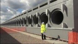 Holtec International закончил строительство нового хранилища в Чернобыле