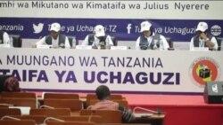 Matokeo ya Uchaguzi : NEC yaendelea kuhesabu kura Tanzania