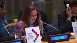 ONU alerta sobre el futuro del planeta