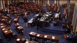 Нове законодавство, яке дасть Конгресу право заблокувати будь-які зусилля щодо пом'якшення санкцій проти Росії. Відео