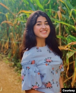 Feroza Aziz, 17, from New Jersey, said her account on TikTok, the Chinese-owned social network, was suspended after she posted three videos in which she condemned China's policy against the Uighurs.