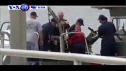Mỹ thu hồi thi thể quân nhân trong tai nạn rơi máy bay Black Hawk (VOA60)