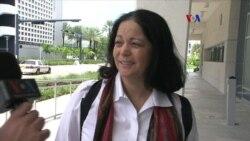 Entrevista a Dra. Ayllen María Marty, sobre ébola