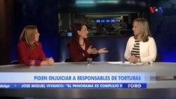 FORO DEBATE: Controversial reporte sobre programa de tortura de la CIA