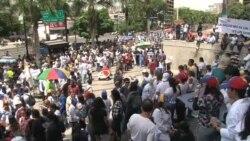 Venezolanos denuncian carencias en la salud