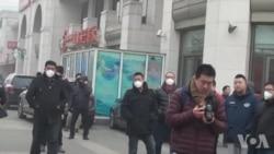 浦志强案宣判前,法院200米外公安便衣出动制造恐怖气氛