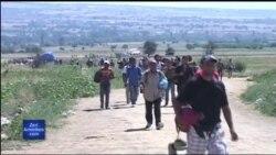 Gjendja e refugjatëve në Preshevë