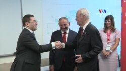 Հայաստանի ներկա և Կանադայի նախկին վարչապետները քննարկել են հայ-կանադական կապերի զարգացման հնարավորությունները