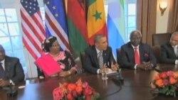 奥巴马将访非洲 努力与非洲大陆建立紧密联系