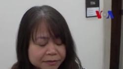 Helen Nguyễn: Tôi tin Hoa Kỳ sẽ cứu chồng tôi