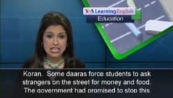 Rights Groups Demand End to Schoolchildren's Begging