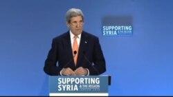 کمک ۵ میلیارد و ۱۰۰ میلیون دلاری آمریکا به آوارگان سوری