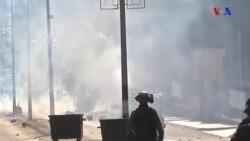Trump,Jerusalém e os protestos